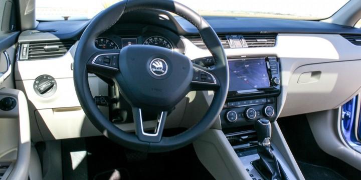 Škoda Octavia III 2013