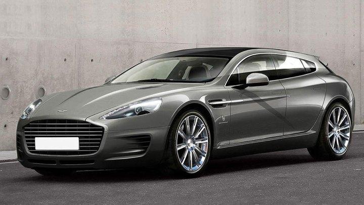 Aston Martin Rapid Bertone