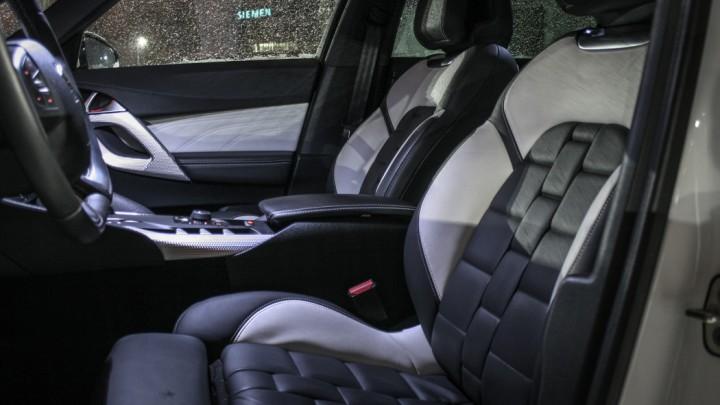 Citroën DS5 Hybrid4 Sportchic