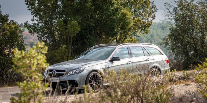Mercedes-Benz E63 AMG S 4MATIC T-Modell