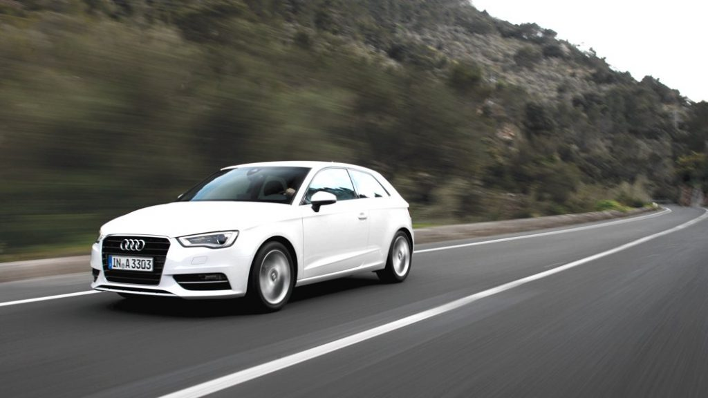 Audi A3 Efficiency Road Trip Genf #AudiRT13