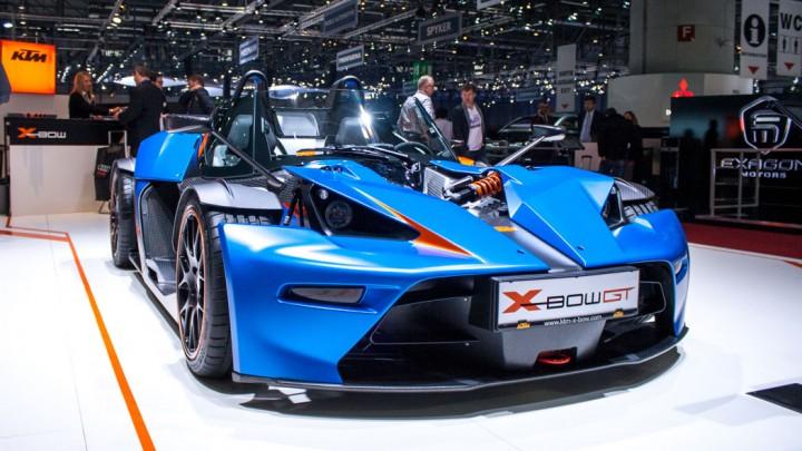 KTM X-Bow GT Genf