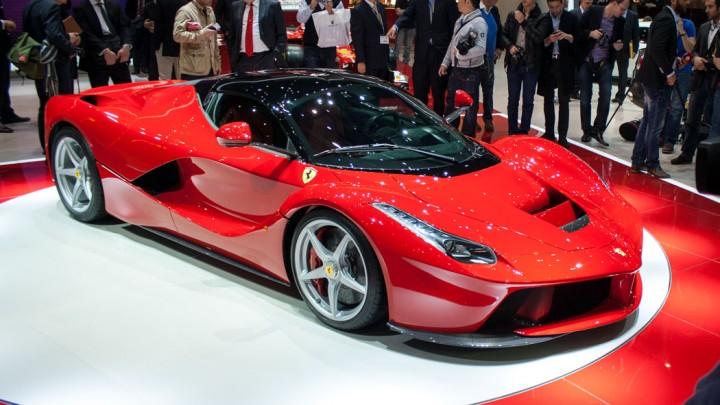 Ferrari La Ferrari Genf