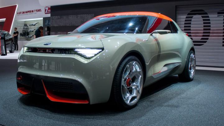 Kia Sport Concept Genf