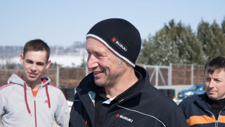SDX Instruktor Niki Schelle