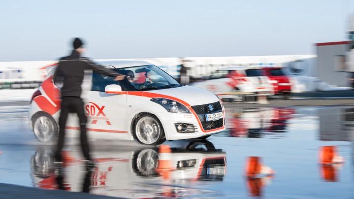 Suzuki Driving Experience (SDX) Sachsenring