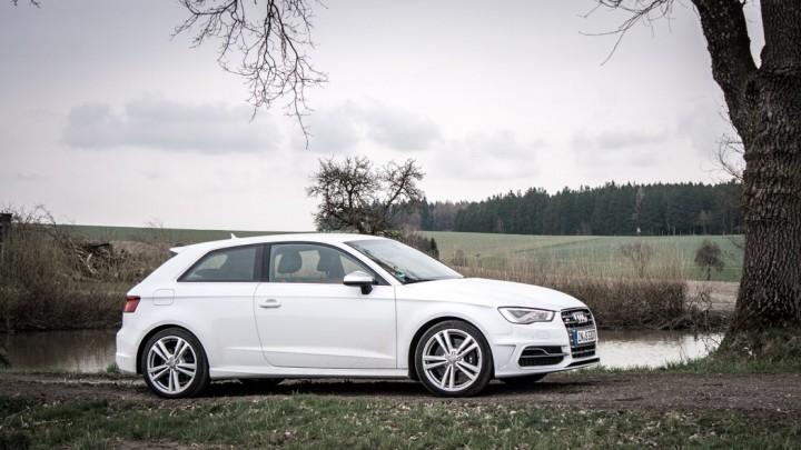 Audi S3 (8V) quattro