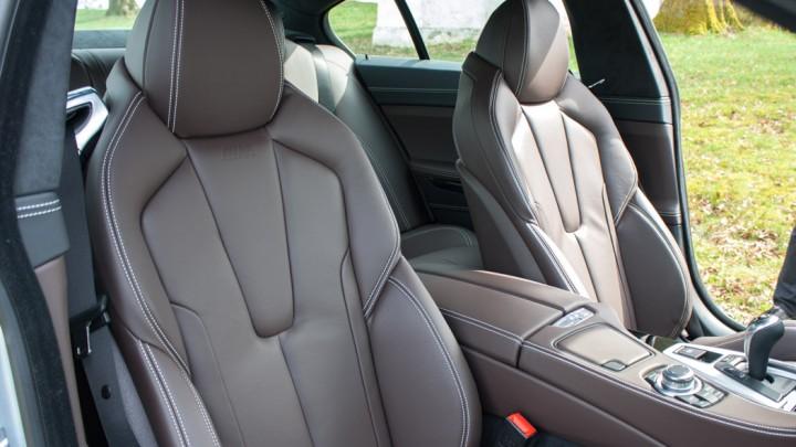 BMW M6 Gran Coupé Innenraum/Sitze