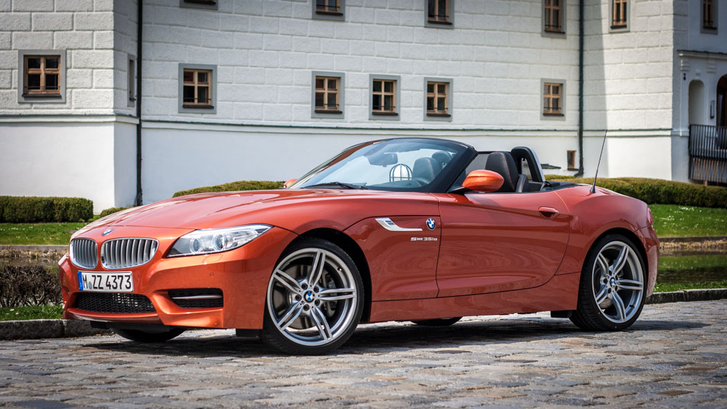 BMW Z4 Roadster Facelift 2013