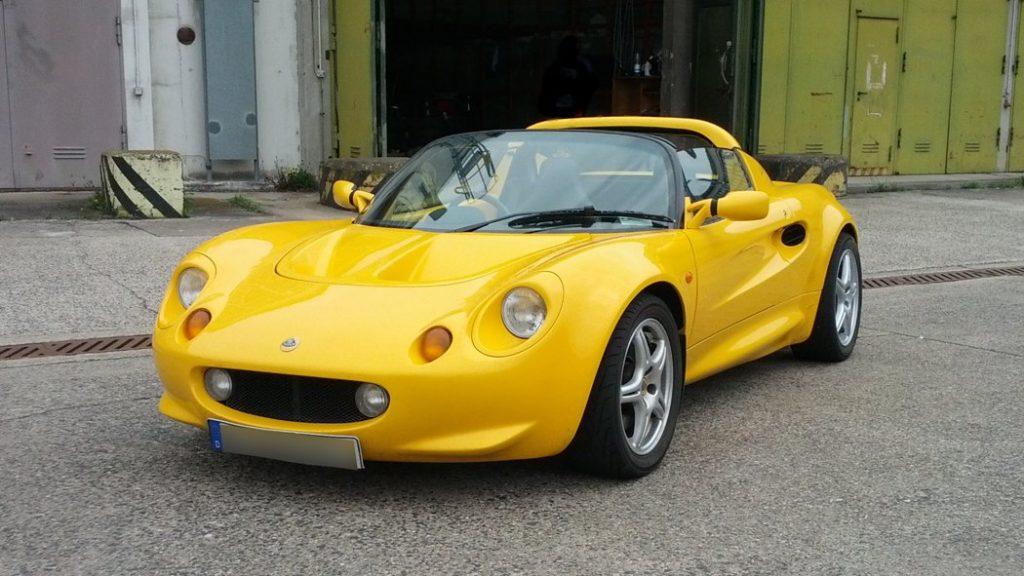 Lotus Elise 111S VVC