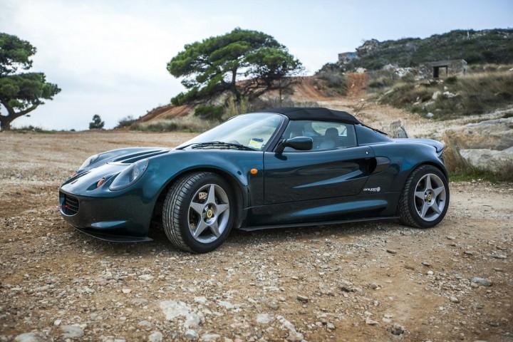 Lotus Elise S1 - kann ein Auto noch schöner sein?
