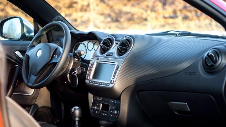 Alfa Romeo MiTo QV (Quadrifoglio Verde) Innenraum