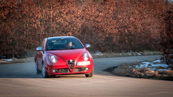 Alfa Romeo MiTo QV (Quadrifoglio Verde)