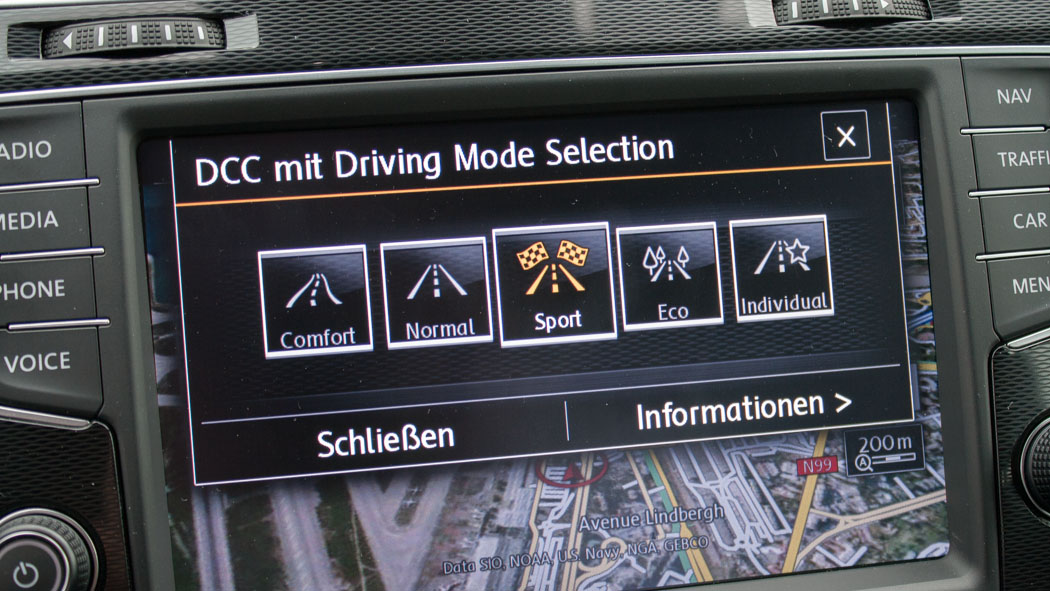 "VW Golf GTI ""Performance"""