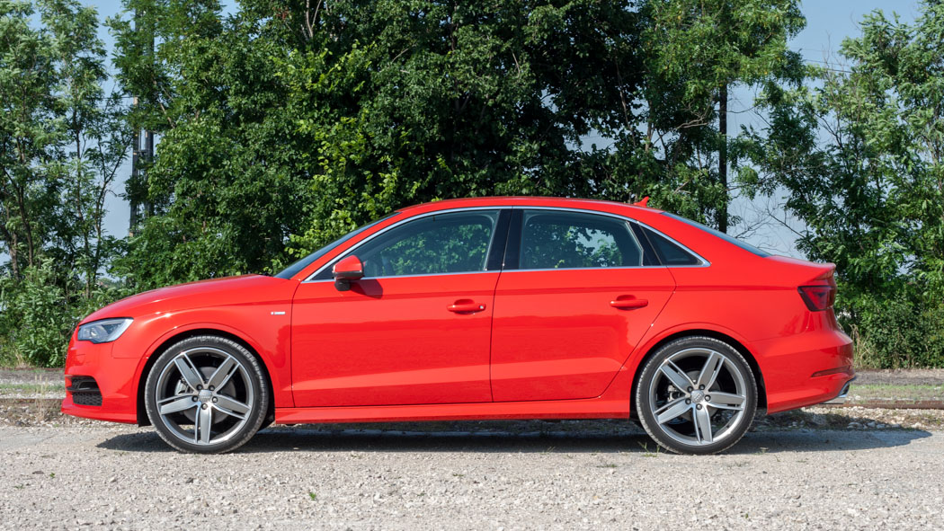 Angetestet: Audi A3 Limousine s-line 1.8 TFSI s-tronic | passion:driving
