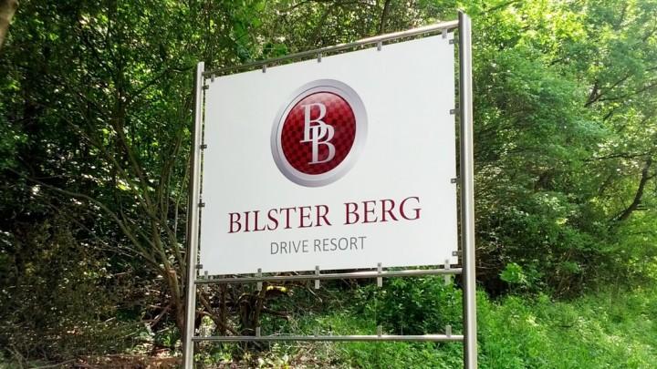 Bilster Berg Einfahrt