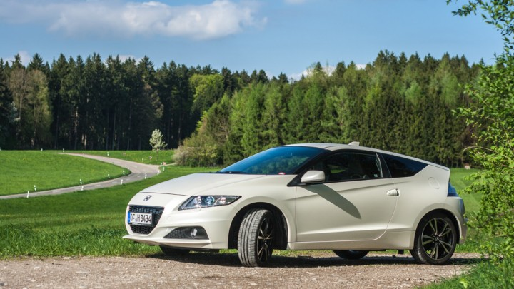 Honda CR-Z Facelift