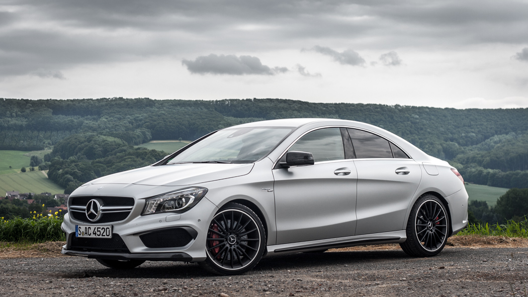 pech und schwefel mercedes benz a 45 und cla 45 amg im test passion. Cars Review. Best American Auto & Cars Review