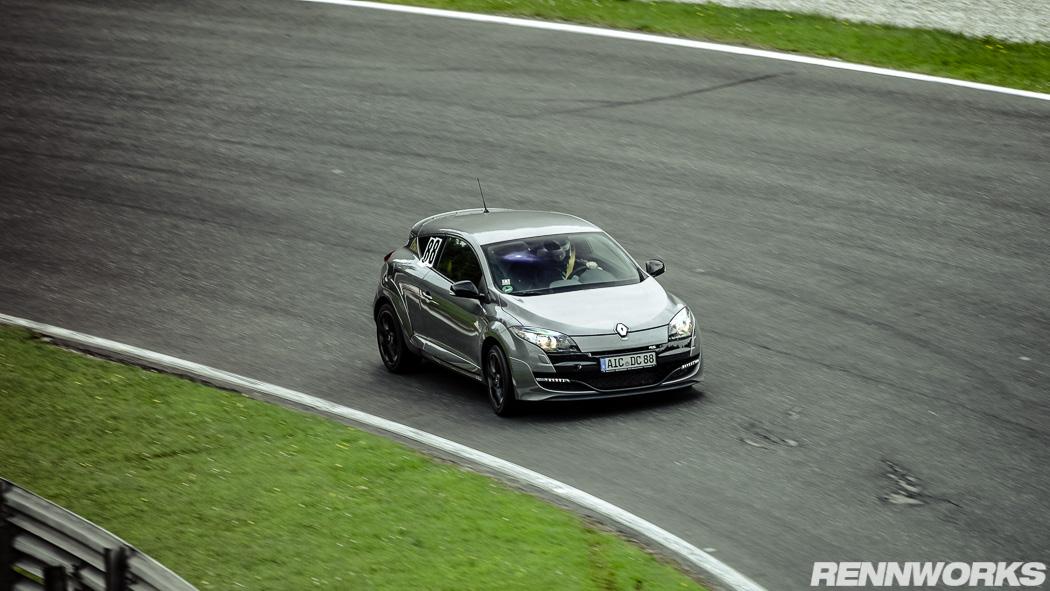 RenaultSport Track Day Salzburgring