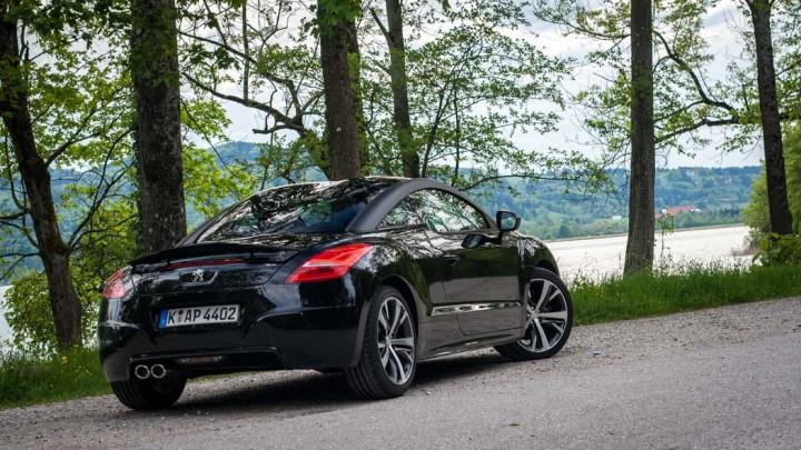 Peugeot RCZ HDi Diesel Facelift