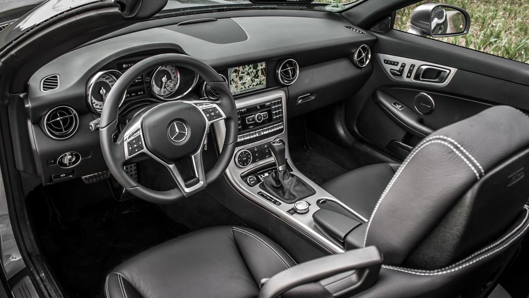 Mercedes Slk  Baujahr  Test