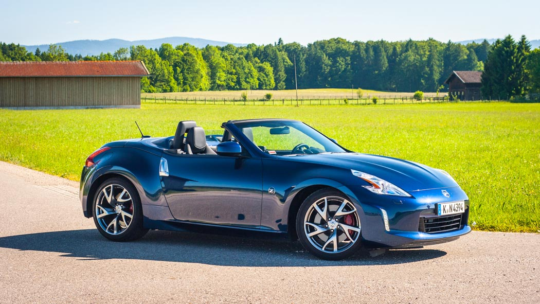 Profi Sportler F 252 R Faires Geld Nissan 370z Roadster