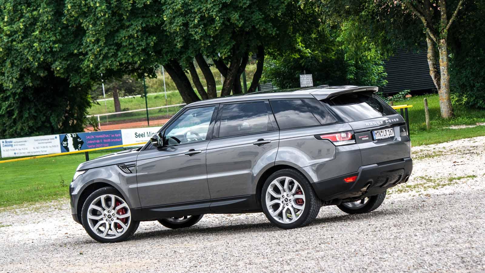 fahrbericht 2014 range rover sport 5 0 v8 supercharged. Black Bedroom Furniture Sets. Home Design Ideas