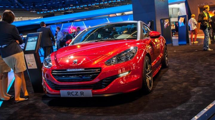 IAA 2013: Peugeot RCZ R - bauen, bitte, JETZT!