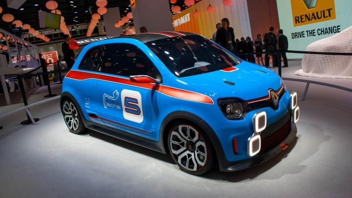IAA 2013: Renault baut jetzt auch einen Fiat 500