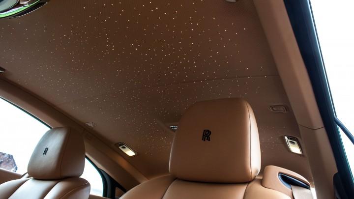 Rolls-Royce Wraith - Starlight Headliner