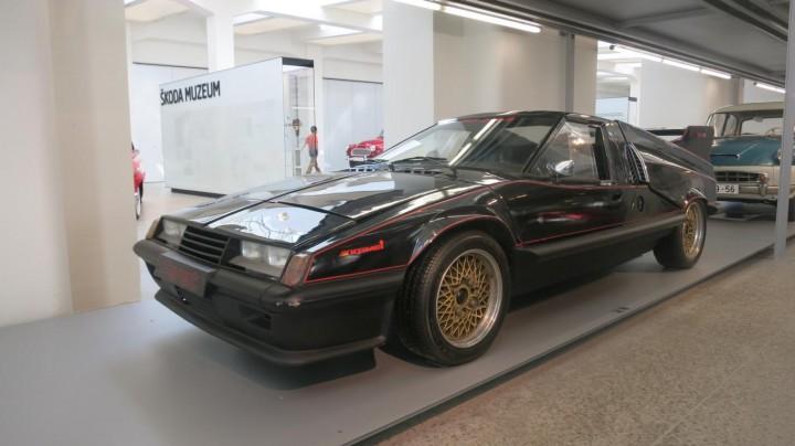 Škoda 110 (724) Super Sport
