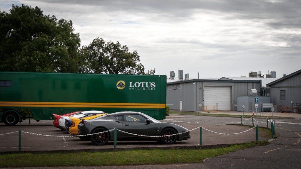 Lotus-Werk Hethel