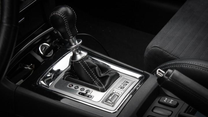 Mitsubishi Lancer Evo TC-SST