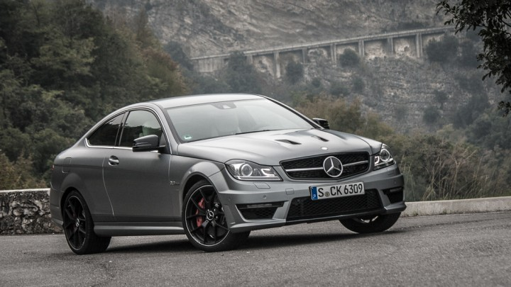 Mercedes-Benz C63 AMG Coupé Edition 507