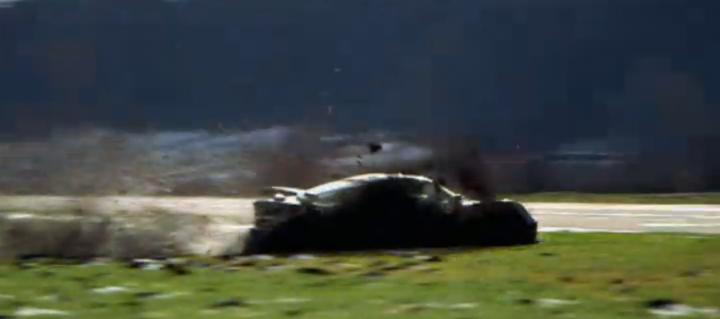 RTL2 Grip schrottet einen Lotus Exige