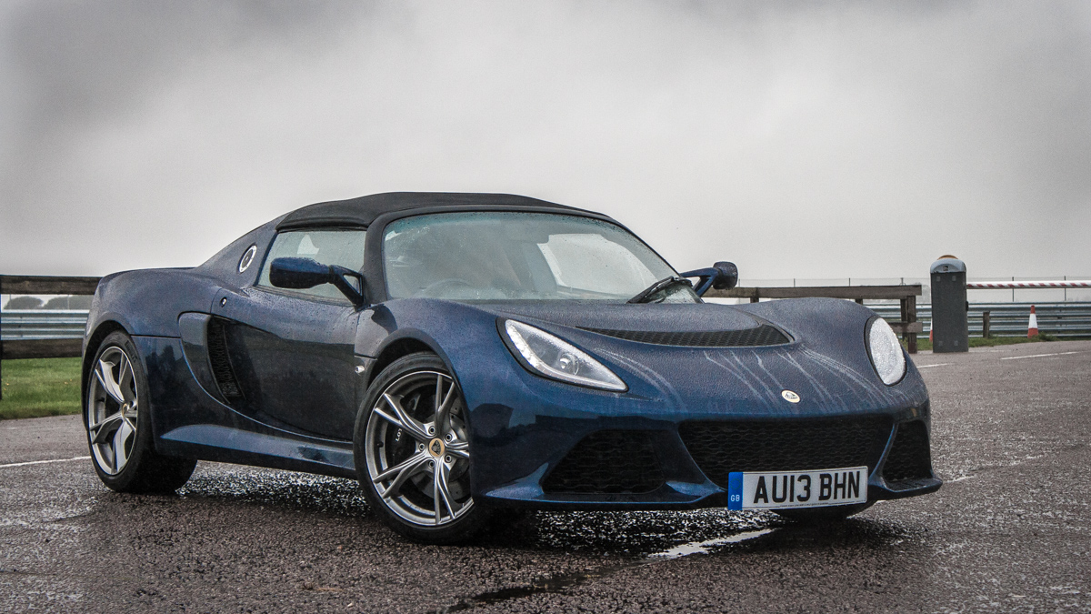 Frischluft Echse Lotus Exige S Roadster Tracktest Passion Driving