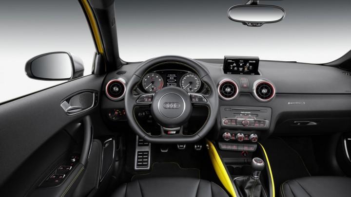 Audi S1 Innenraum