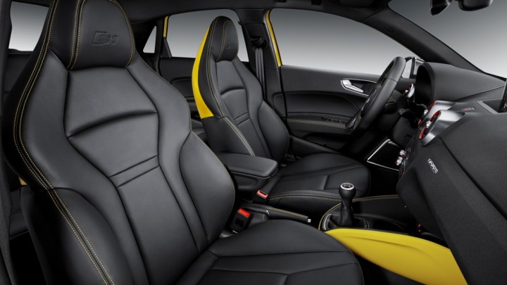 Audi S1 S-Sportsitze