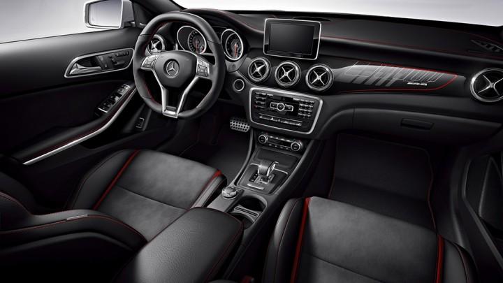 Mercedes-Benz GLA 45 AMG Edition 1 Innenraum
