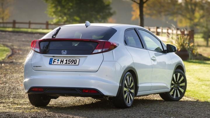 Honda Civic Modelljahr 2014