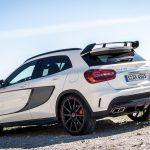 Ersteindruck: Mercedes-Benz GLA 45 AMG im Fahrbericht