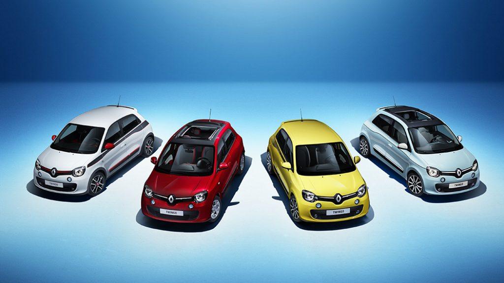 Neuer Renault Twingo III