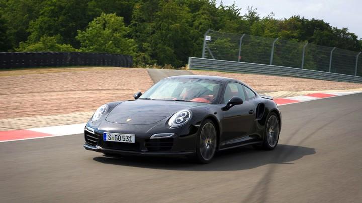 Porsche 911 / Copyright © Jan Gleitsmann