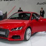 Da ist er: der neue Audi TT feiert Weltpremiere! | Genf 2014