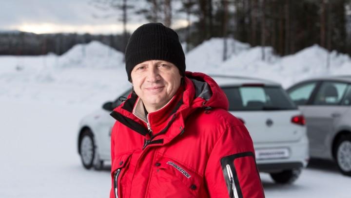 Ex-Formel-1-Fahrer Stephano Modena