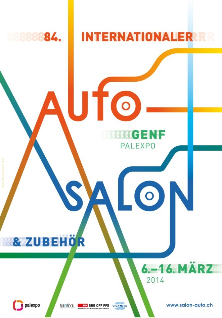 Auto-Salon Genf 2014