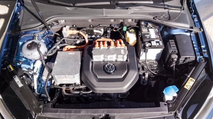 VW e-Golf Motor