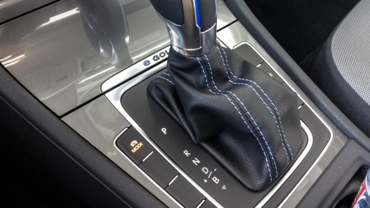 VW E-Golf Gangwählhebel