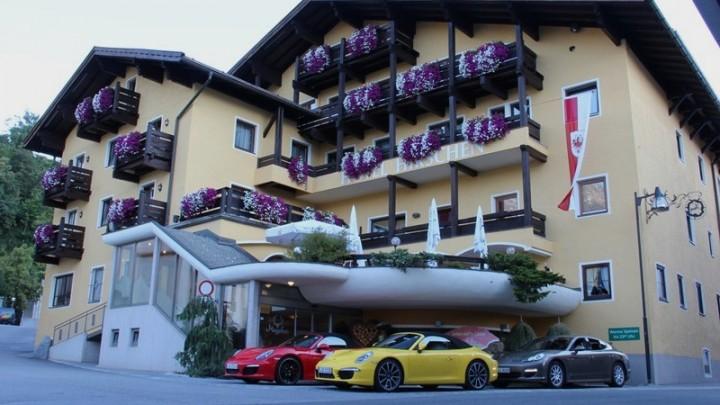 Hotel Hirschen in Imst
