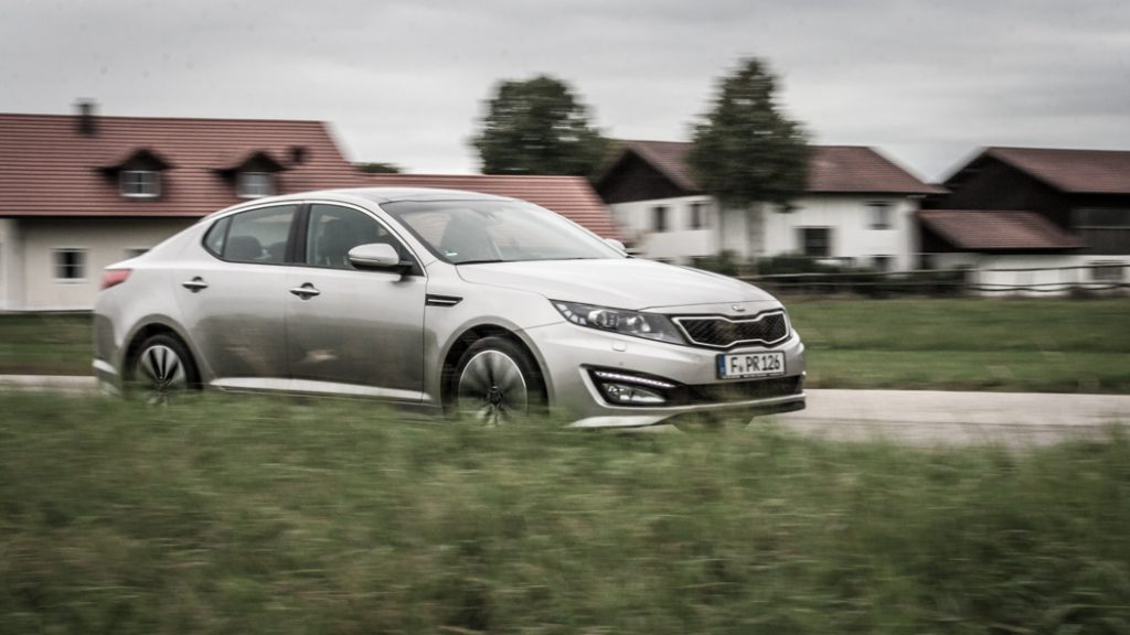 Kia Optima 1.7 CRDi